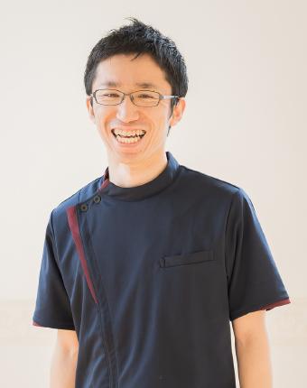 副院長・獣医師 奥村聡基