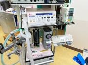 人工呼吸器付き麻酔器①