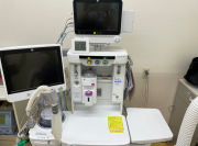 人工呼吸器付き麻酔器②
